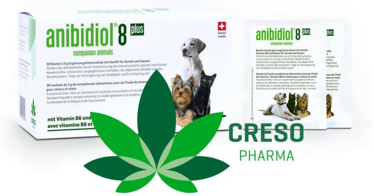 Creso Pharma Carves It Up With Cannabidiol For Canines