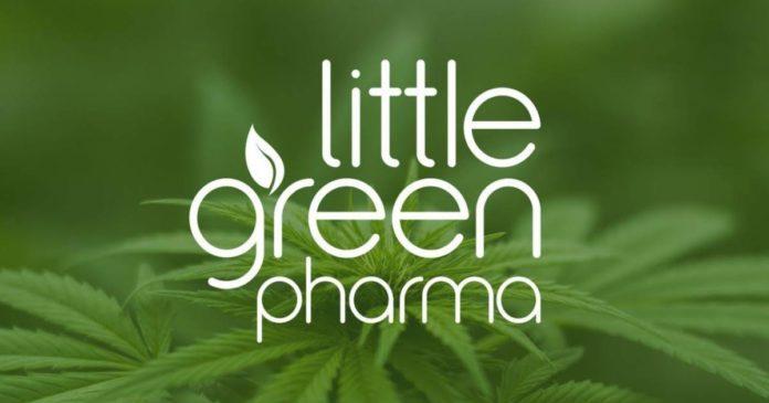 Little Green Pharma cannabis licences