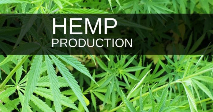 USDA - hot hemp disposal