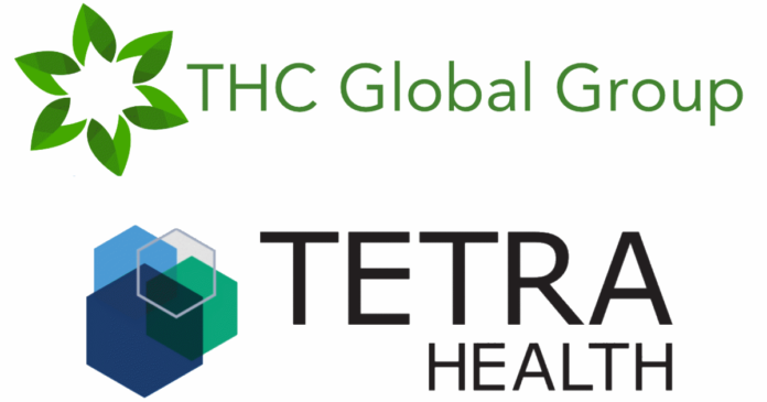 THC Global and Tetra Health
