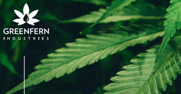 Greenfern cannabis crowdfunder