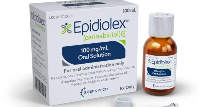 Epidiolex sales - cannabidiol