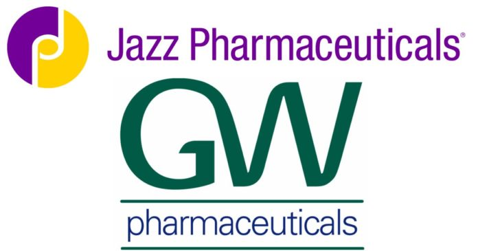 Jazz Pharmaceuticals and GW Pharma