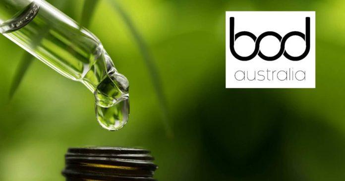 Bod Australia - Cannabis
