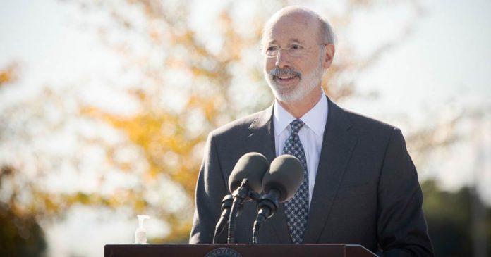 Pennsylvania Governor Tom Wolf - medical cannabis