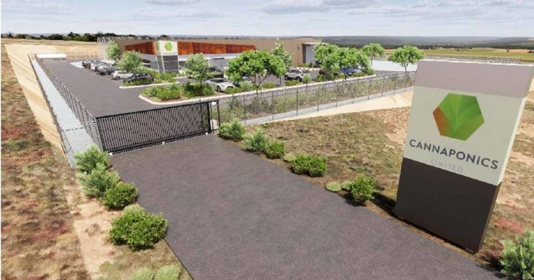 Cannaponics' Collie Cannabis Facility Construction Kicks Off