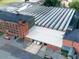 Hemp bioplastics manufacturing facility