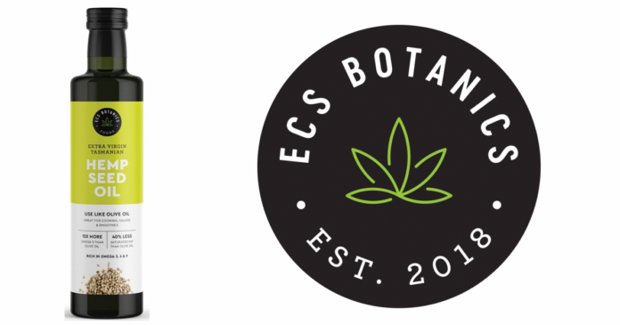 ECS Botanics Hempseed Oil