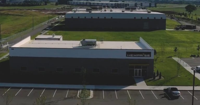 HempRise's Indiana Facility Completion Nears