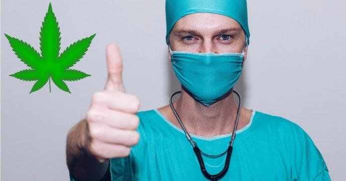 Medical cannabis in California hospitals